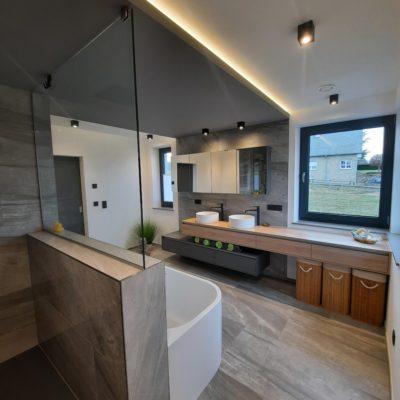 La salle de bains en vogue