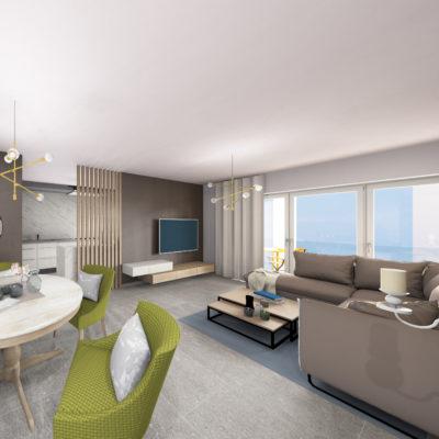 Conception et aménagement d'un appartement