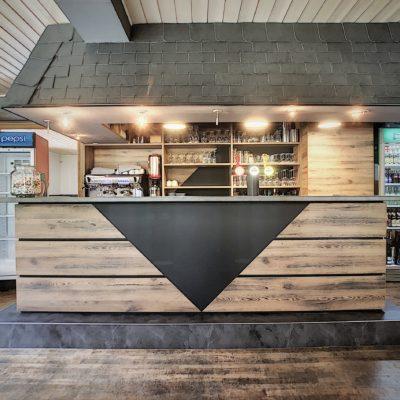 de la 3D d'un bar à la réalisation